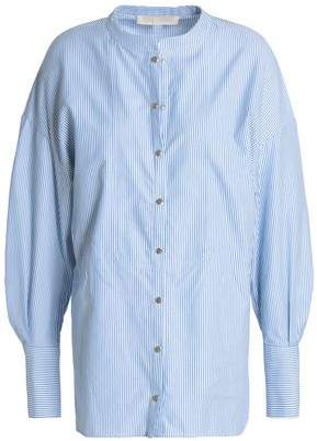 Vanessa Bruno Striped Cotton Oxford Shirt