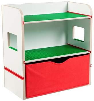 Room 2 Build Bedside Bookshelf Unit
