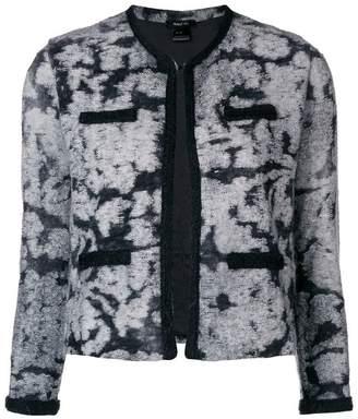 Avant Toi cropped jacket