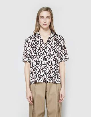 Alexander Wang Hawaiian Silk Shirt