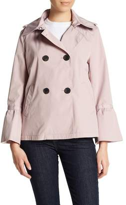 BCBGeneration Double Button Coat
