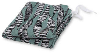 Moumout Cabosse Small Cotton Muslin Swaddling Blanket