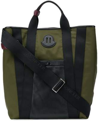 Moncler waterproof tote bag