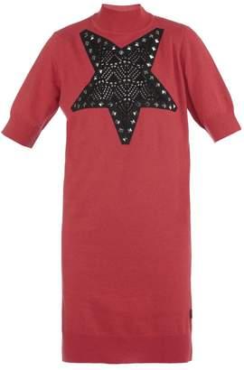 Love Moschino Wool Blend Dress