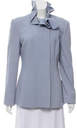 Giorgio Armani Wool Evening Jacket