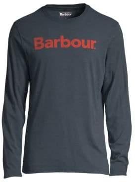 Barbour Nautical Roanoake Long Sleeve Logo Tee