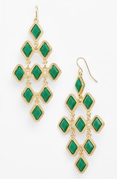 Tasha Chandelier Earrings