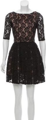 Rachel Zoe Lace Mini Dress w/ Tags