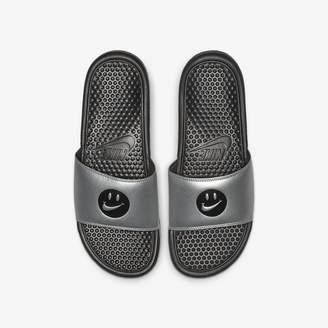 promo code 3c631 3e75b Nike Men s Slide Benassi JDI Printed
