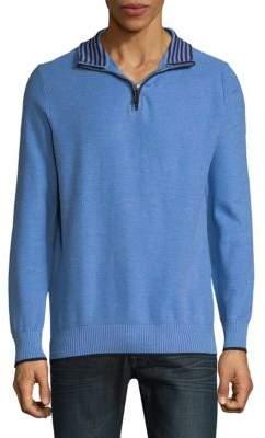 Tailorbyrd Quarter-Zip Sweater