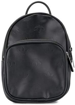 adidas embossed logo backpack