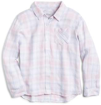 Rails Girls' Cora Plaid Shirt