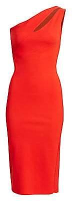 Chiara Boni Women's One-Shoulder Bodycon Dress
