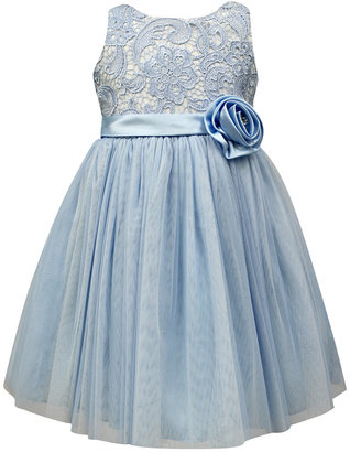 Jayne Copeland Lace Tulle Special Occasion Dress, Big Girls (7-16) $84 thestylecure.com