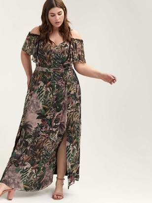 Plus Size Black Maxi Dress - ShopStyle Canada