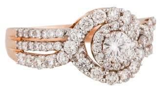 Fine Jewelry Ring 14K Diamond Engagement Ring