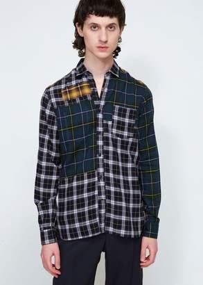 Lanvin Casual Point Collar Shirt