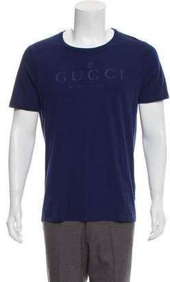 Gucci Logo Printed T-Shirt w/ Tags