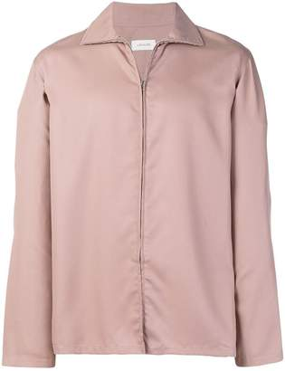 Lemaire zip front shirt