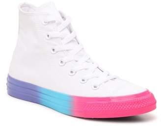 Converse Chuck Taylor All Star Rainbow High-Top Sneaker - Women's