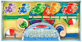 Melissa & Doug Kids' Catch & Count Fishing Game