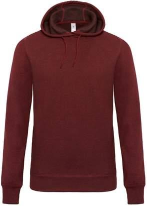 BC B&C Denim Mens Universe Hooded Sweatshirt/Hoodie (S)