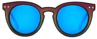 Rebecca Minkoff Patti Round Sunglasses
