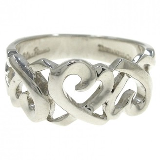 Tiffany & Co. Paloma Picasso silver ring