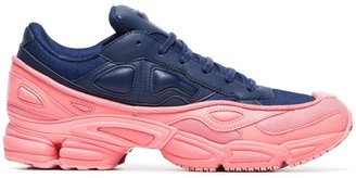Adidas By Raf Simons Ozweego leather sneakers