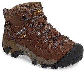 Women's Keen Targhee Ii Mid Waterproof Hiking Boot $134.95 thestylecure.com