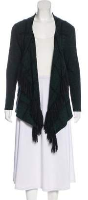 Opening Ceremony Open-Front Knit Cardigan