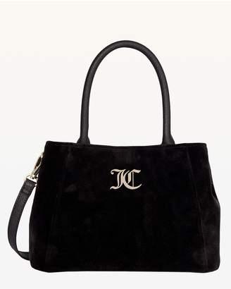 Juicy Couture Dawson Black Satchel