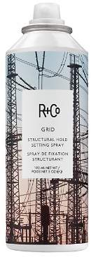 SpaceNK R and Co Grid Structural Hold Setting Spray