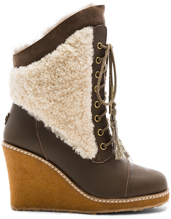 Australia Luxe Collective Australia Luxe Collective Meditere Sheep Shearling Boot