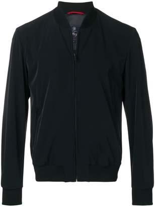 Fay plain bomber jacket