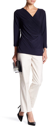NIC+ZOE Perfect Side Zip Ankle Pant $128 thestylecure.com