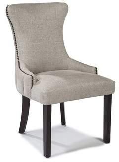 Lazzaro Leather Carson Arm Chair (Set of 2) Lazzaro Leather