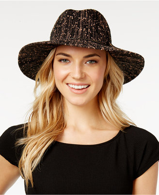 Collection XIIX Pop Slub Packable Panama Hat $36 thestylecure.com