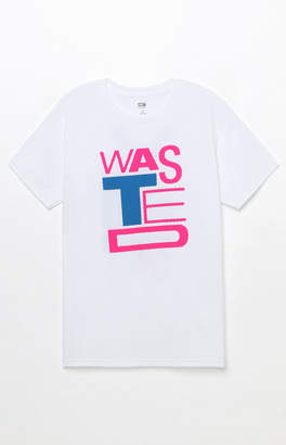 Obey Wasted Youth White T-Shirt
