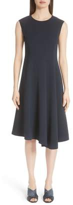 Lafayette 148 New York Aveena Asymmetrical Dress
