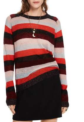 Scotch & Soda Striped Sweater
