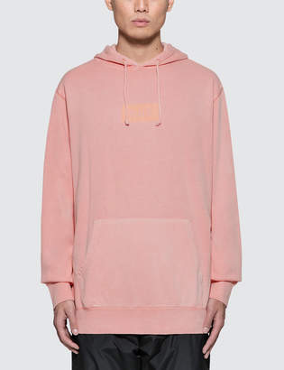 HUF Bar Logo Overdyed Pullover