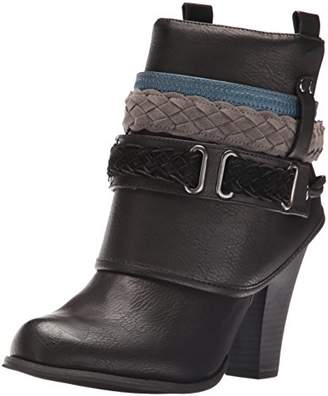 DOLCE by Mojo Moxy Women's Brigade Ankle Bootie