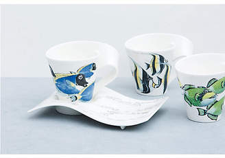 Villeroy & Boch (ビレロイ&ボッホ) - [ビレロイ&ボッホ] ニューウェイブカフェ アニマルズ オブ ザ ワールド~フィッシュマグ スモール各種