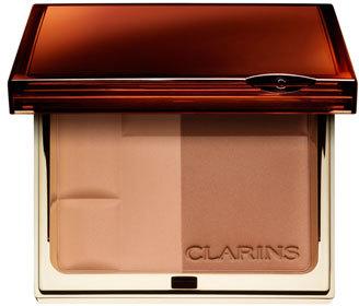Clarins Bronzing Powder Duo Spf 15 - Dark