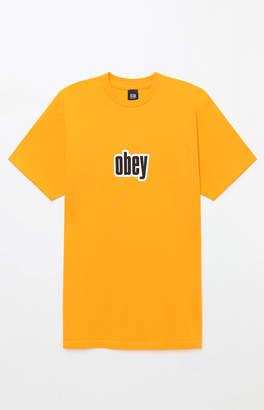 Obey Warp T-Shirt