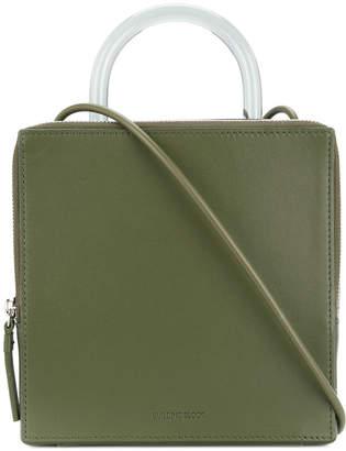 Building Block box shoulder bag