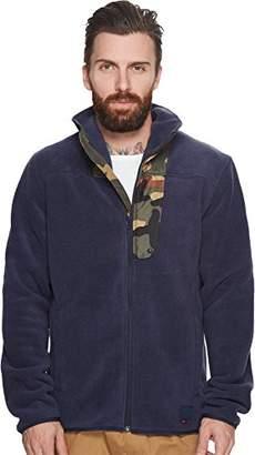 Herschel Men's Fleece Zip up Jacket
