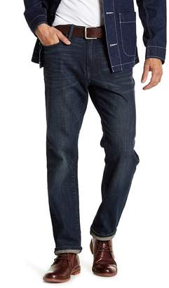 "Lucky Brand 410 Athletic Fit Jeans - 30-34"" Inseam"