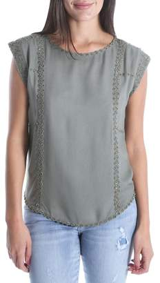 KUT from the Kloth Nenna Embellished Top